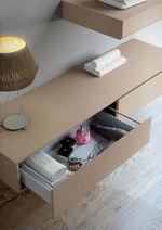 топкласни шкафове за баня естествен фурнир дизайнерски