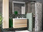 уникални шкафове за баня естествен фурнир иновантни