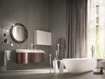 приятни изработка на шкафове за баня авторски дизайн