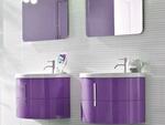 уютни шкафове за баня с плот изкуствен камък дизайн