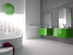 класни цветни шкафове за баня По поръчка