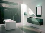 нерушими  цветни шкафове за баня водоустойчиви