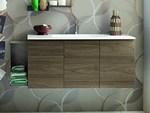 уютни цветни шкафове за баня дизайн