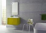 благотриятни шкафове за баня с плот камък нестандартни