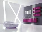 уютни шкафове за баня с плот камък дизайн