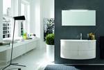 елегантни цветни шкафове за баня най-актуални
