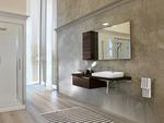 нерушими  шкафове за баня естествен фурнир български