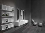 превъзходни цветни шкафове за баня съвременни