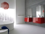 нерушими  скъпи шкафове за баня водоустойчиви