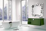 уютни шкафове за баня с механизми blum дизайн