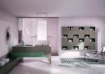 сигурни  шкафове за баня естествен фурнир български