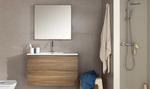 превъзходни шкафове за баня естествен фурнир съвременни