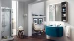 свежи шкафове за баня с дълъг срок на годност нестандартни