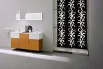 приятни шкафове за баня с механизми плавно затваряне авторски дизайн