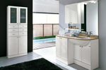 стабилни  шкафове за баня влагоустойчиви