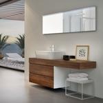 класни шкафове за баня дървесен цвят По поръчка