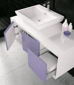 благотриятни скъпи шкафове за баня нестандартни