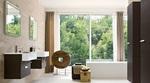 надеждни  шкафове за баня дървесен цвят водоустойчиви
