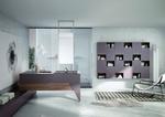 висококласни шкафове за баня дървесен цвят с красив дизайн