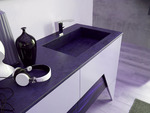 приятни шкафове за баня дървесен цвят авторски дизайн