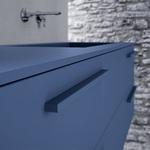 удобни за ползване шкафове за баня с плот изкуствен камък дизайнерски
