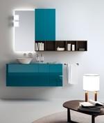 шкафове за баня с чекмеджета солидни