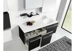 нестандартни шкафове за баня модернистични