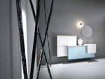 солидни  нестандартни шкафове за баня