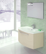 луксозни мебели за баня модернистични
