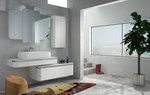 първокласни шкафове за баня от естествени материал