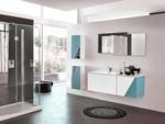 модернистични  шкафове за баня