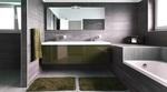 шкафове за баня модернистични