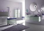 солидни  шкафове за баня
