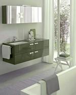 шкафове за баня за малки бани модернистични