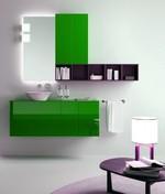 шкафове за баня за малки бани солидни
