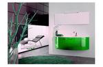 първокласни кръгли шкафове за баня