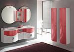 кръгли шкафове за баня първокласни