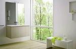 първокласни мебели за баня с механизми плавно затваряне
