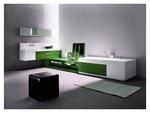 шкафове за баня солидни