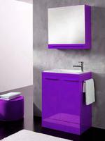 цветни шкафове за баня първокласни