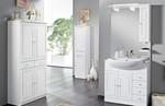 солидни  цветни шкафове за баня