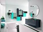 модернистични  мебели за баня софия