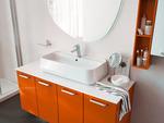 модернистични  свежи шкафове за баня