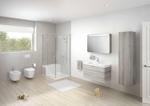 скъпи шкафове за баня модернистични