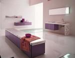 шкафове за баня за големи бани солидни
