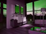 модернистични  скъпи мебели за баня