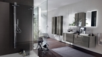 шкафове за баня с механизми солидни