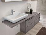 първокласни шкафове за баня естествен фурнир