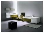 проектиране на мебели за баня модернистични