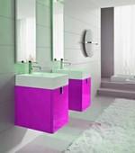 солидни  модерни мебели за баня